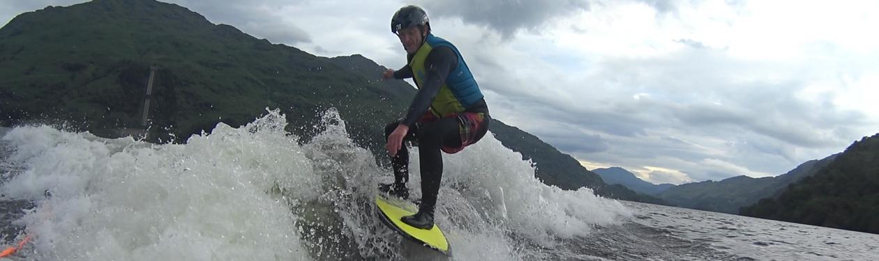 Dryslope Snowboarding